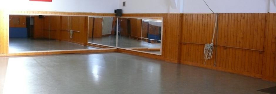 Trainingshalle der K. K. Funken Rot-Weiß Koblenz